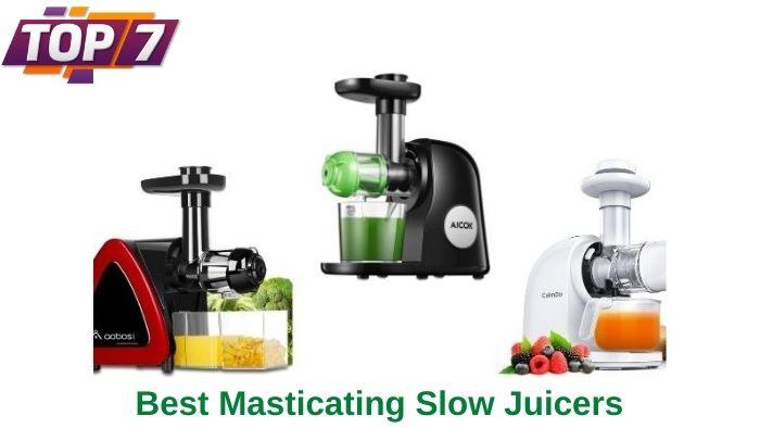 Best Slow Masticating Juicer