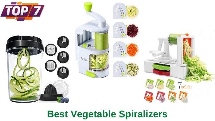 Best Vegetable Spiralizers