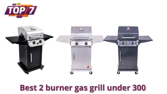 Best 2 burner gas grill under $300