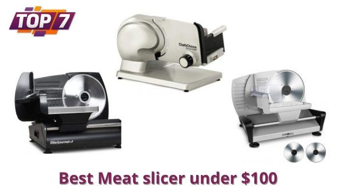 Best Meat slicers under $100