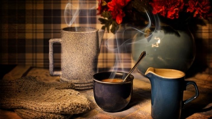 How many cups of coffee do you drink a day?