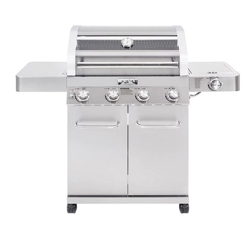 Monument 4-Burner Natural Gas Grill